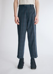 Beams Plus Wide Trousers Cotton Nylon In Black Size Medium