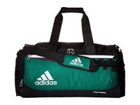 Adidas Team Issue Medium Duffel Dark Green Duffel Bags