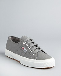 Superga Classic Canvas Sneakers Grey Sage