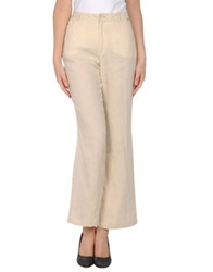 Escada Sport Casual Pants Beige