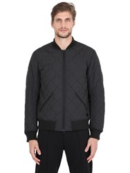 Adidas By Wings And Horns Quilted Primaloft Bomber Jacket