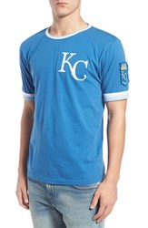 Men's Red Jacket 'Kansas City Royals Remote Control' Trim Fit T Shirt