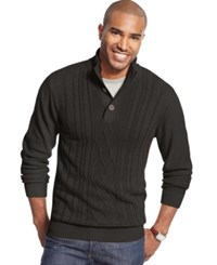 Tricots St Raphael Tricots St. Raphael Fisherman Cable Knit Sweater