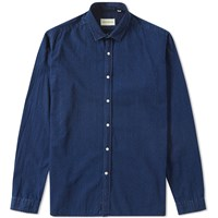 Oliver Spencer Clerkenwell Shirt Blue