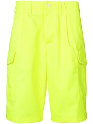 Lc23 Relaxed Shorts Yellow
