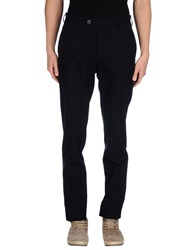 Vigano' Casual Pants Dark Blue