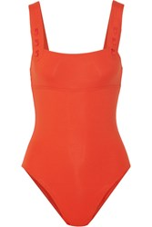 Eres Tadam Swimsuit Bright Orange