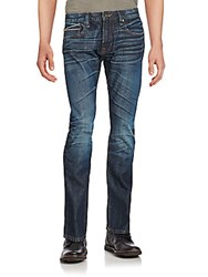 Cult Of Individuality Slim Fit Rocker Jeans Blue