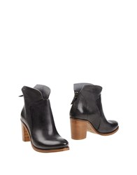 Cavallini Ankle Boots Steel Grey