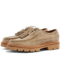 Grenson Bennett Derby Chukka Brown