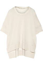 Reed Krakoff Cashmere Wool And Silk Blend Top