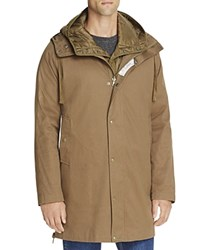 Sempach 3 In 1 Canvas Parka With Quilted Warmer Bloomingdale's Exclusive Olive