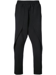 Private Stock Drop Crotch Trousers Black