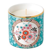 Wedgwood Wonderlust Scented Candle Camellia Green Tea And Aloe