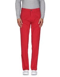 Heaven Two Trousers Casual Trousers Men Red