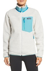 Patagonia Women's Classic Retro X Fleece Jacket Tailored Grey