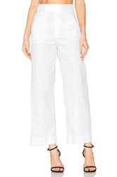 Lacausa Uniform Trouser White