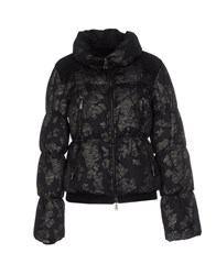 Richmond Denim Coats And Jackets Down Jackets Women Black
