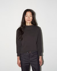 Moderne Jean Mockneck Tee Faded Black