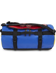 The North Face Duffel Bag Bright Cobalt Blue Black