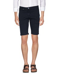 Liu Jo Man Trousers Bermuda Shorts Dark Blue