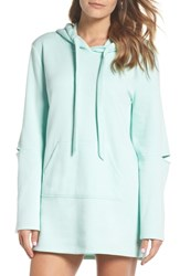 Make Model All The Stops Hoodie Green Lily