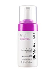 Strivectin Ultimate Restore Densifying Foaming Treatment For Scalp Or Thinning Hair 3 Oz. No Color