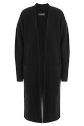 By Malene Birger Cardigan With Wool And Mohair Black