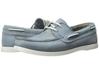 Moods Of Norway Aslak Moccasins 151346 Electric Blue Men's Moccasin Shoes