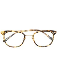 Frency And Mercury Sunrise Band Glasses Brown