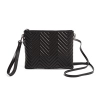 Wtr Sky Quilted Mini Handbag Black