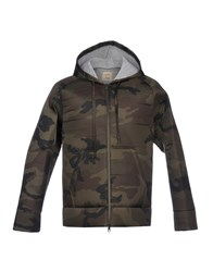 Coast Weber And Ahaus Jackets Military Green