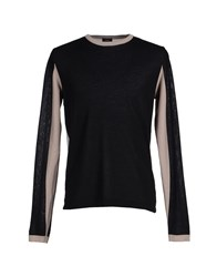 Yoon Knitwear Jumpers Men Black