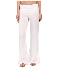 O'neill Mellie White Women's Casual Pants