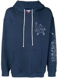 Adaptation Classic Hoodie Blue