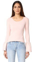 Elizabeth And James Willow Top Blush