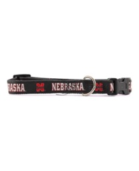 Hunter Manufacturing Nebraska Cornhuskers Dog Collar Team Color