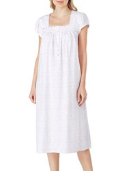 Eileen West Cotton Jersey Ballet Nightgown