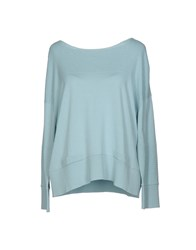 Maison Ullens Sweaters Light Green