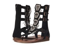 Carlos By Carlos Santana Taos Black Women's Sandals