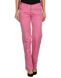 Rose Label By Jaggy Casual Pants Light Purple