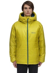 Marmot West Rib Parka Down Jacket Citronelle