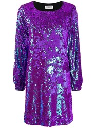 Essentiel Antwerp Sequin Cocktail Dress 60