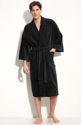 Men's Majestic International Terry Velour Robe