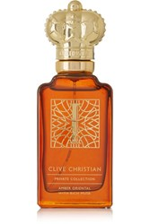 Clive Christian Private Collection I Amber Oriental Masculine Perfume Colorless