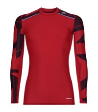 Adidas Compression Techfit Top Male