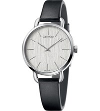 Calvin Klein K7b231c6 Stainless Steel Watch White