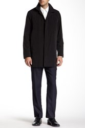 Kenneth Cole Revere Rain Top Coat Black