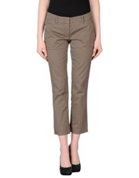 Siviglia Denim Casual Pants Cocoa