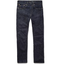 Rrl Slim Fit Selvedge Denim Jeans Indigo